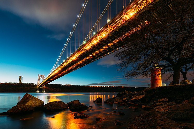 George Washington Bridge 01