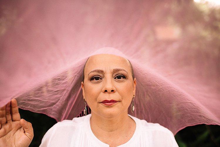 A professora Janete Rocha, a inspiradora do projeto LQH.